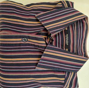Shirts - Men's long sleeved shirt